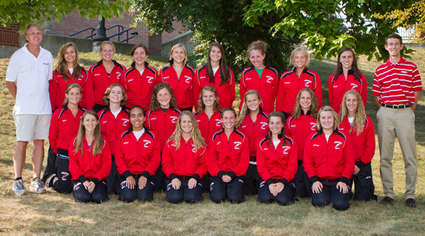 2011 Wittenberg Women's Cross Country