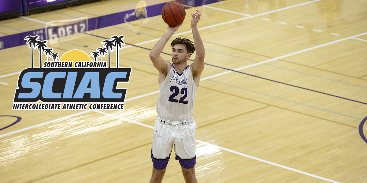 Nick Potthoff named SCIAC Athlete of the Week