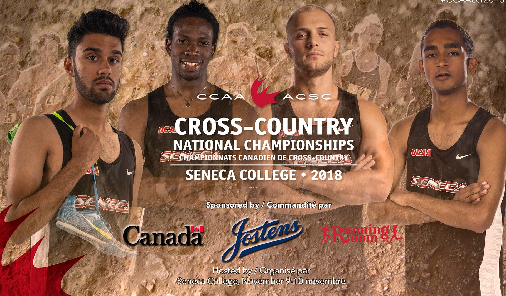HAWKS MEN & WOMEN VIE FOR CCAA NATIONAL CROSS COUNTRY SUCCESS