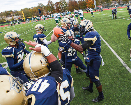 Gallaudet defeats Mount Ida for the first time in school history