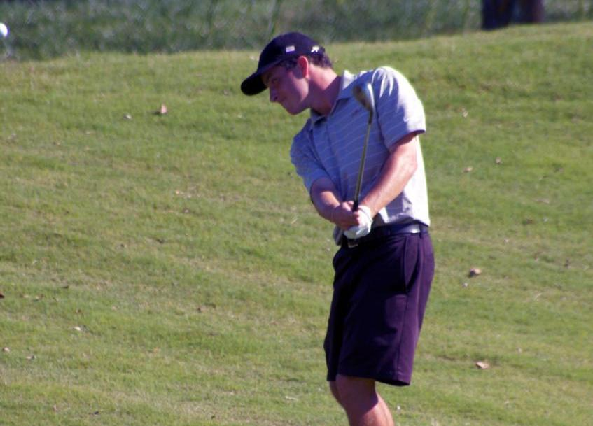 Guilford Third After Opening Round of Emory Invitational