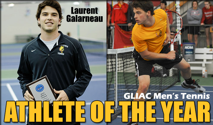 Three Bulldogs Named All-GLIAC & Galarneau Claims League Player Of Year Award