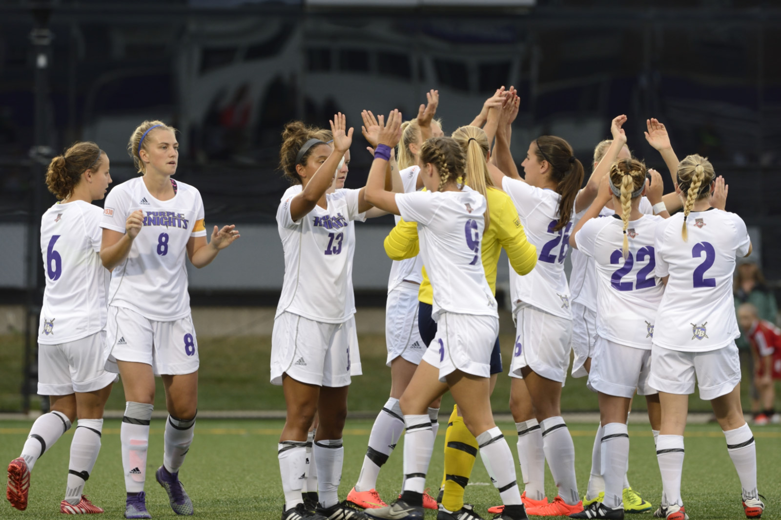 Purple Knights Advance To NCAA Divsion II Women's Soccer Regional Final With 3-2 Win Over American International