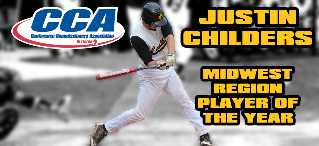 D2CCA Tabs Childers As Midwest Region Player Of The Year, Sponseller Selected First Team