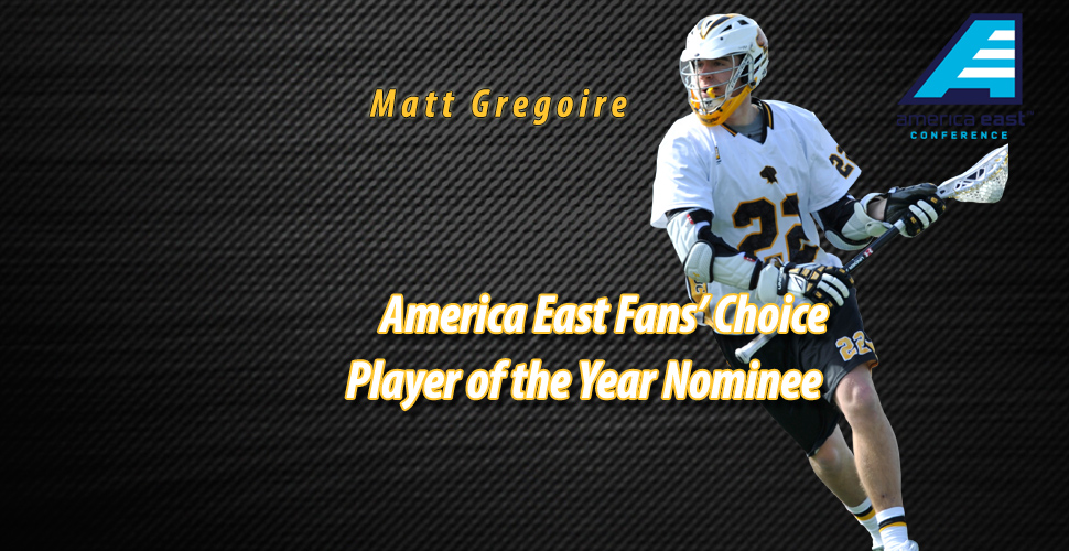 Matt Gregoire Tabbed as AE Fans' Choice POY Nominee