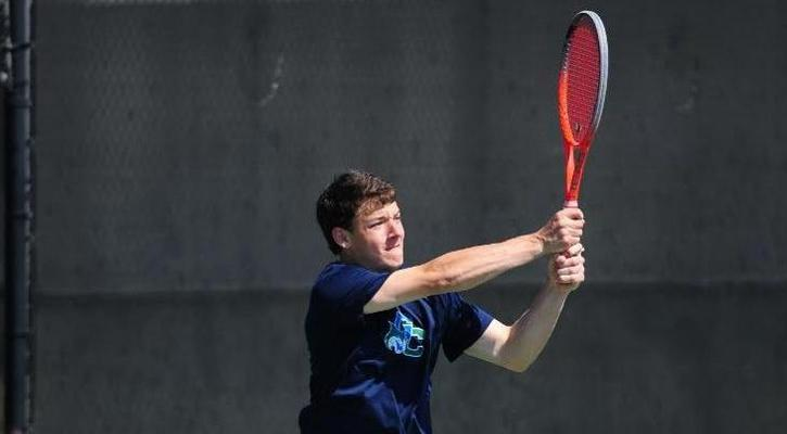 Powell Named PBC Men's Tennis Player of the Week