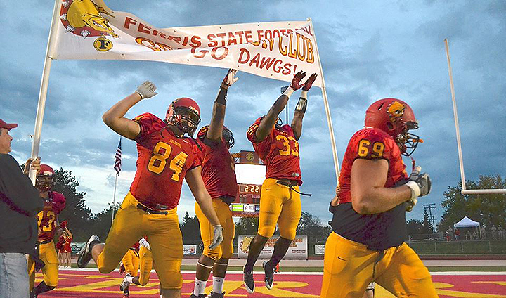 PREVIEW: Final Ferris State Football Regular-Season Game Against NMU This Saturday