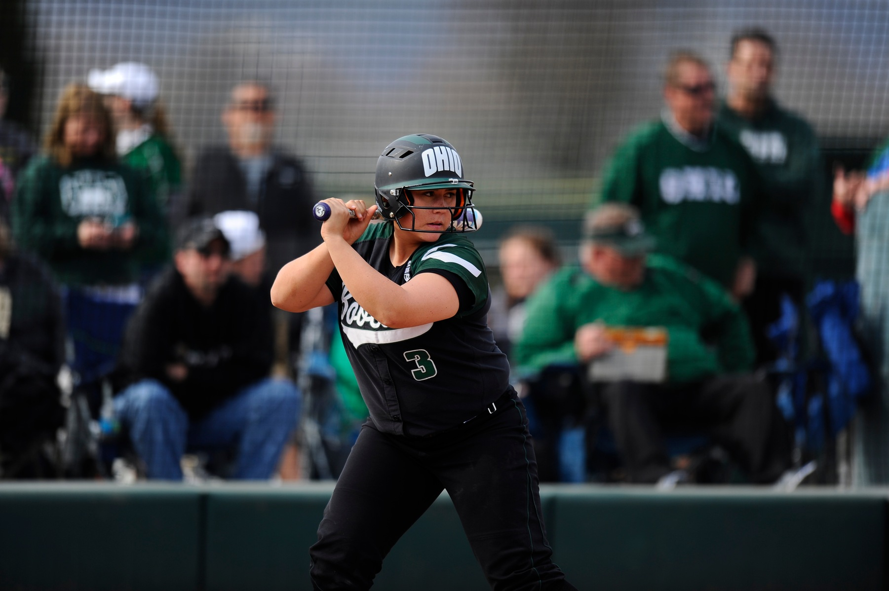 Ohio Softball Offense Comes Alive, Downs Stony Brook 10-3