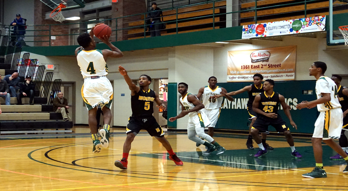 Men's Basketball vs Monroe CC