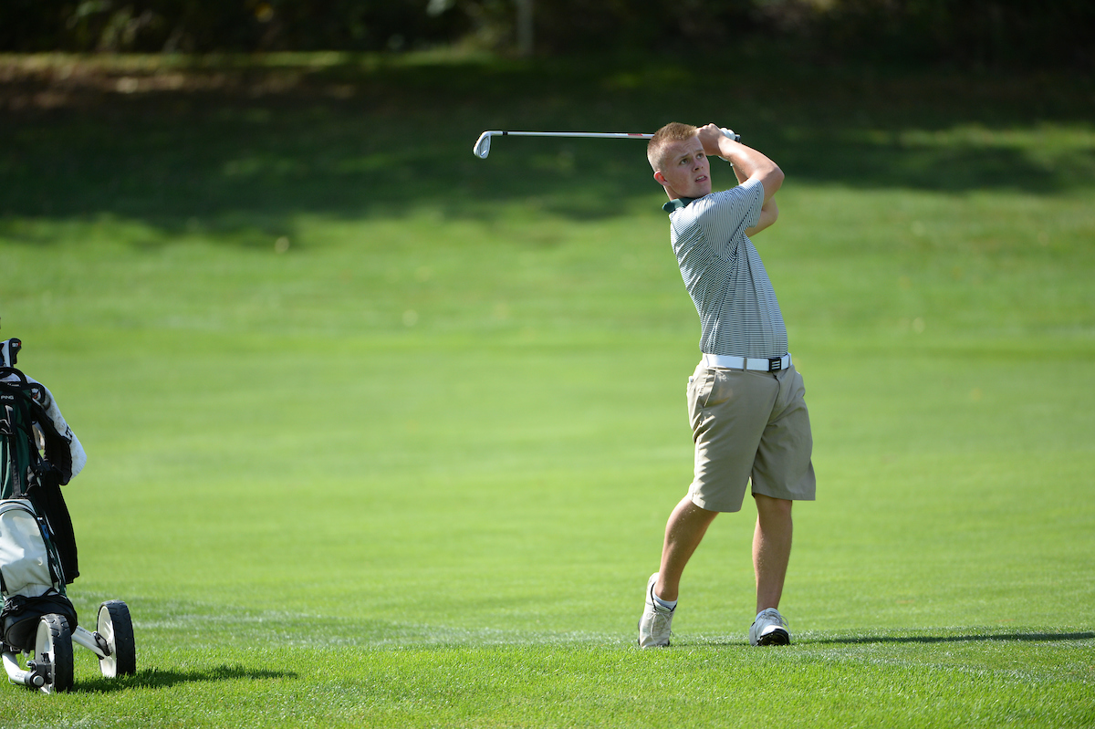 Maisel Cards 76 in Final Round of Ted Keller Memorial, Men's Golf Takes Seventh Place