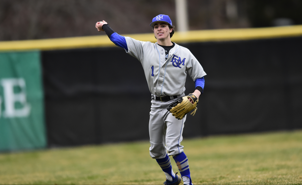 Offense Erupts for F&M Baseball in Thrashing of Gallaudet