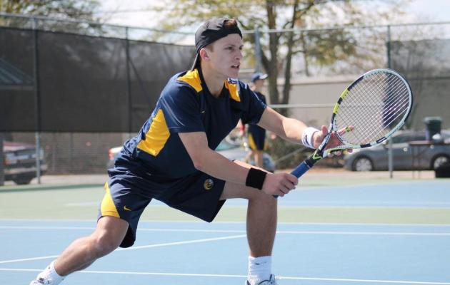 Cobra Men's Tennis Looking for Conference Tourney Title