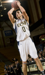Back on Winning Track, UCSB Heads to the Central Valley for Two