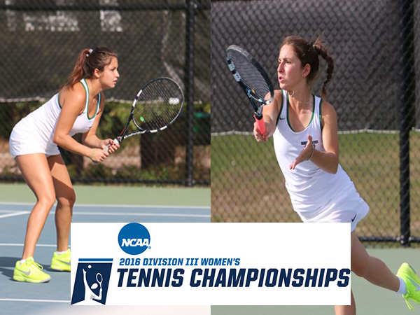 Rams Headed to Bowdoin for Women's Tennis NCAA's