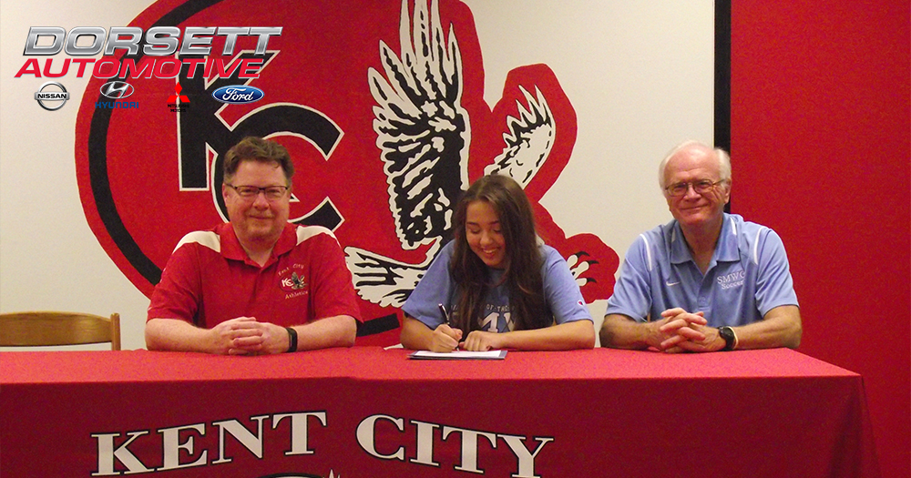 #PomeroyWSOC Inks Makayla Jones