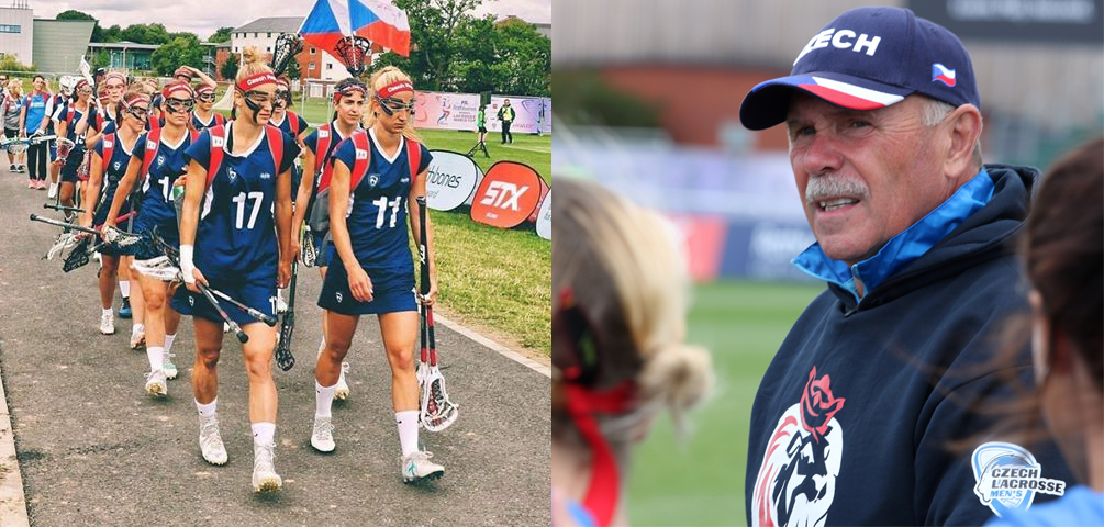 Coach Mraz Guides the Czech Republic Women's National Team to 10th at the World Cup