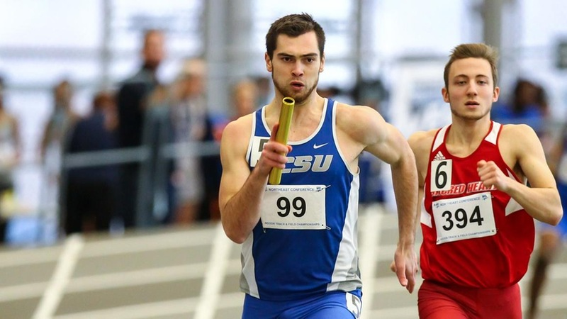 Latham Sits In SCSU Decathlon Driver's Seat After Day One