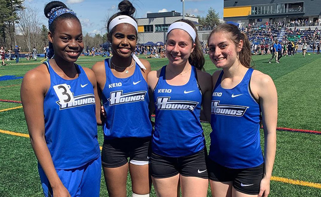 sprint medley relay photo