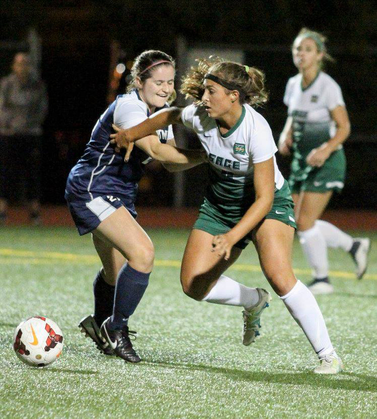 Sage Women's Soccer Offense Paces Gators Past Yeshiva