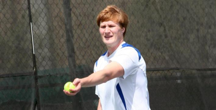 Men's Tennis advances to NCAA Tournament