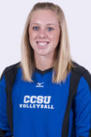 Baumert Leads CCSU To Win in First Northeast Conference Match