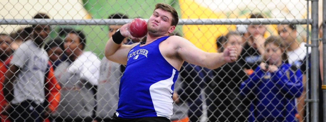 Gunter Leads Goucher Track And Field At Patriot Games