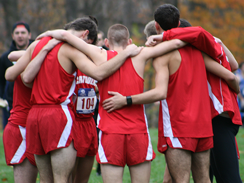 Brewer Leads Men's Cross Country at Paul Short Run