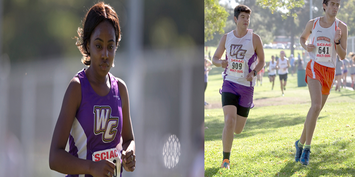 Cross Country Teams open 2017 at Biola Invitational