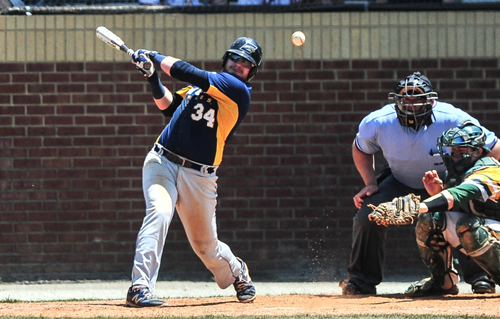 Emory Wins Wild 12-Inning NCAA Elimination Game over Marietta, 3-2