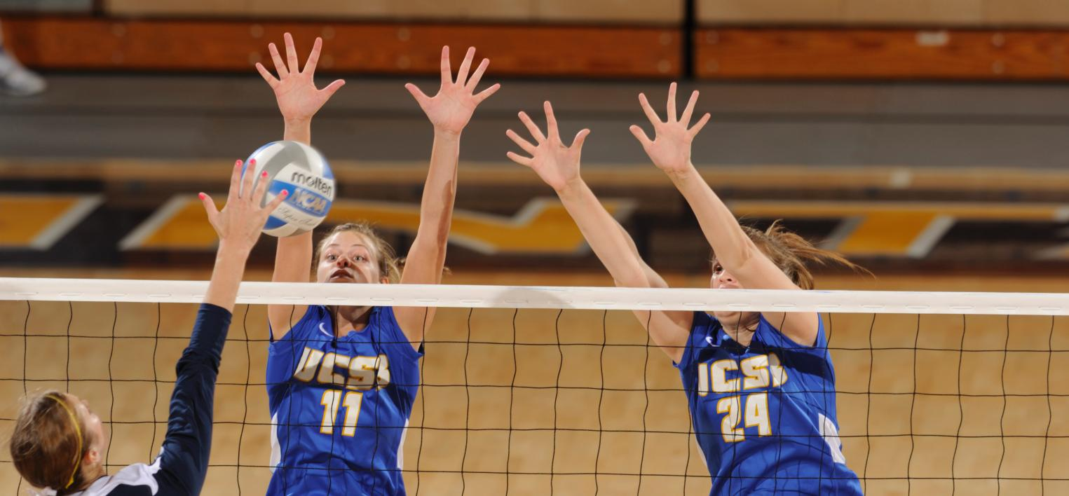 UCSB Hosts UC Irvine on Friday Night