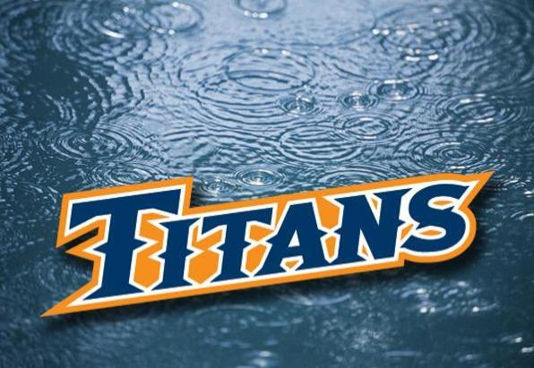Rain Forces Postponement