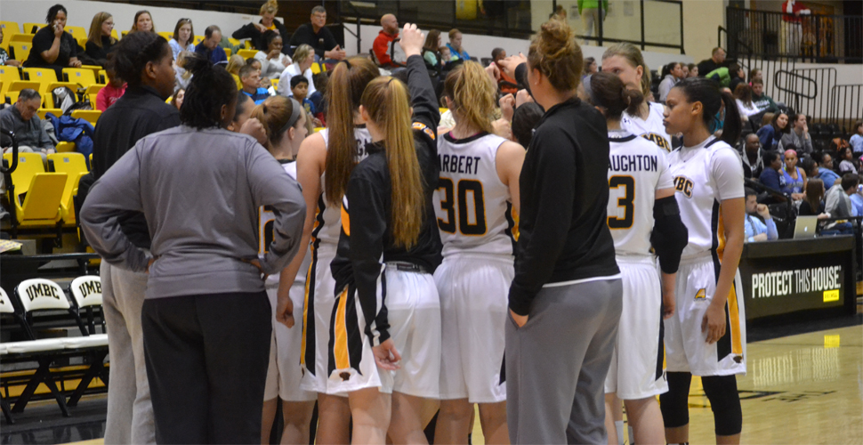 Women's Basketball Travels to Binghamton in Regular-Season Finale