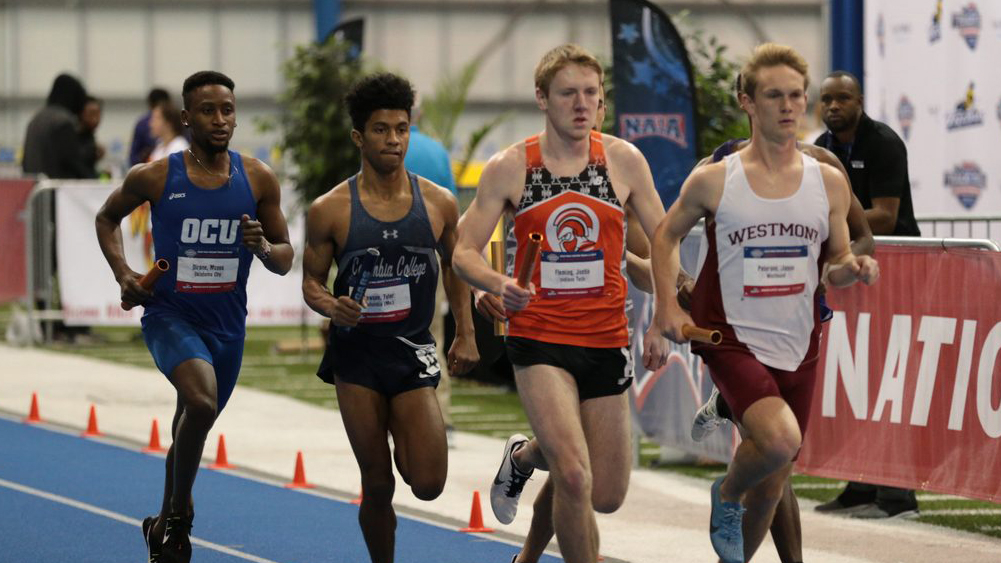 Day 2 - 2019 NAIA Men's Indoor Track 7 Field Championships