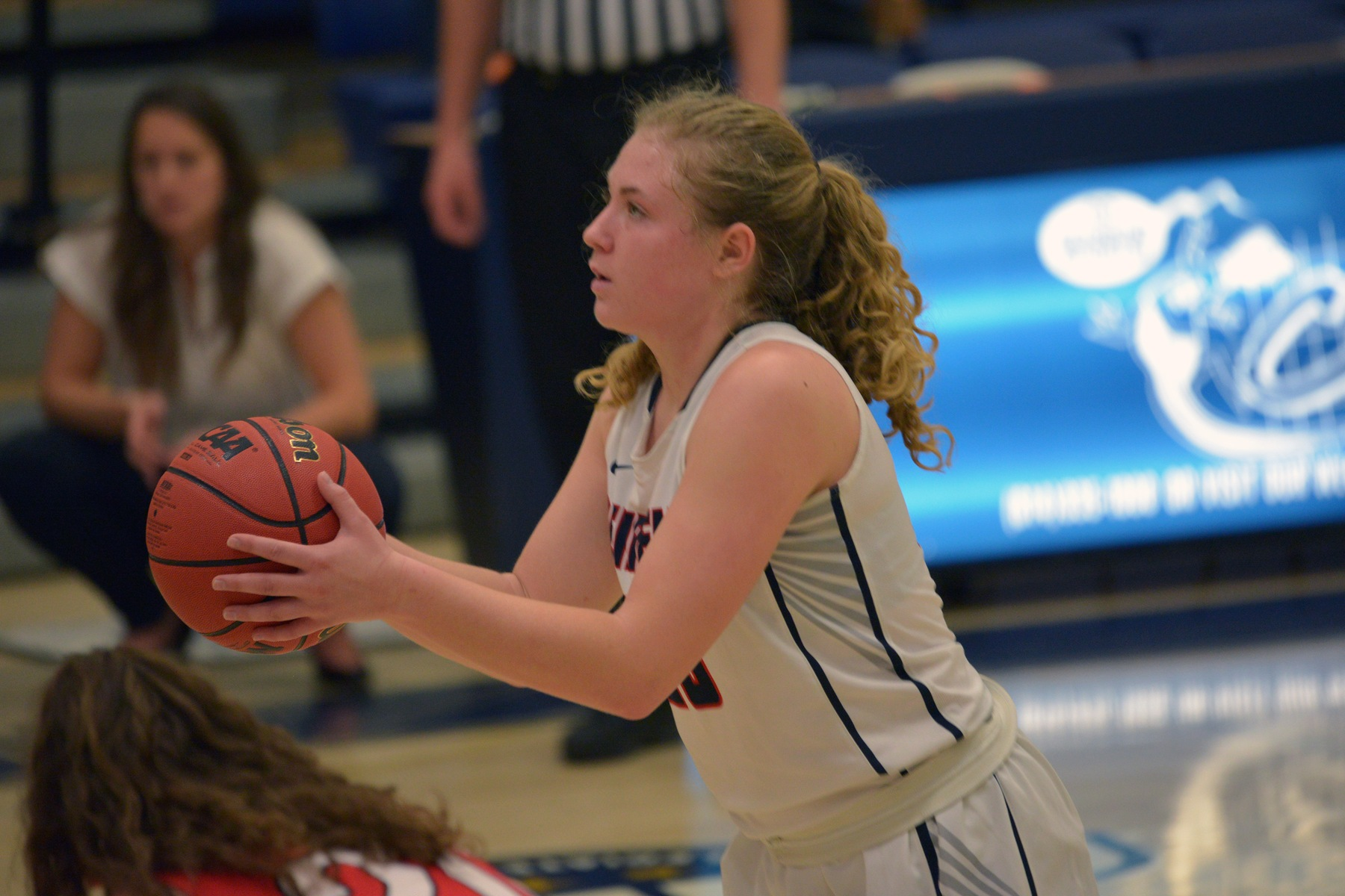 Women's Basketball Falls to Allegheny