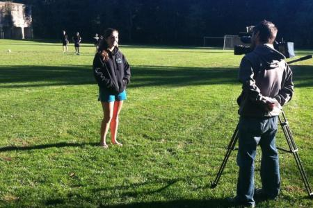 CBS21 reports on Mont Alto Soccer