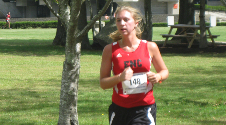 Women's Cross Country Runs at James Earley Invitational