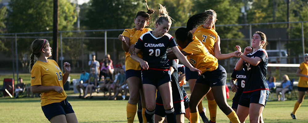 Coker Drops Conference Match to Catawba