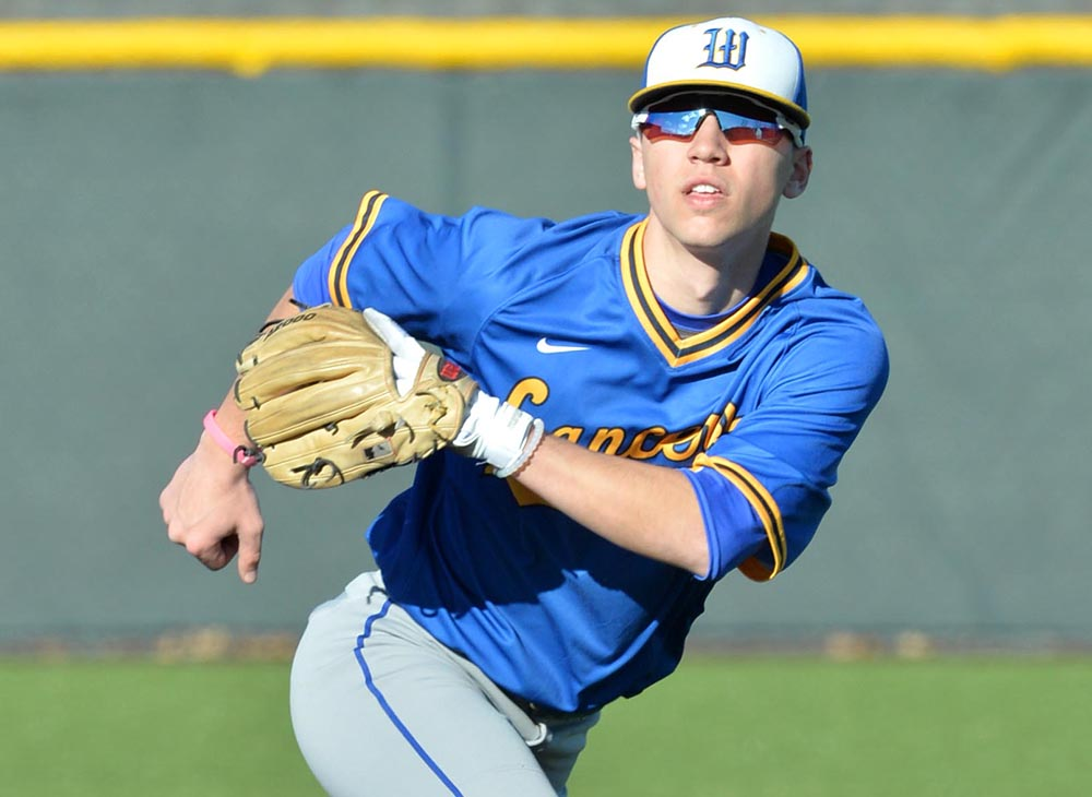 Baseball Swept by Fisher College on Opening Day