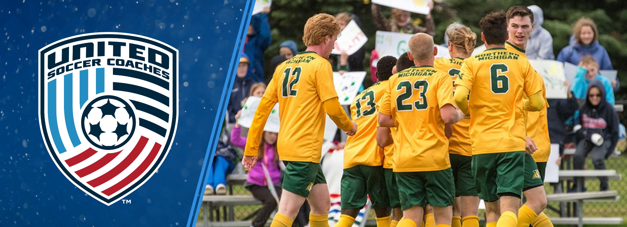 Northern Michigan Improves to No. 22 In United Soccer Coaches Rankings