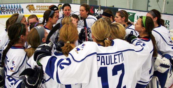 Women's Hockey notes: power-play key to winning streak