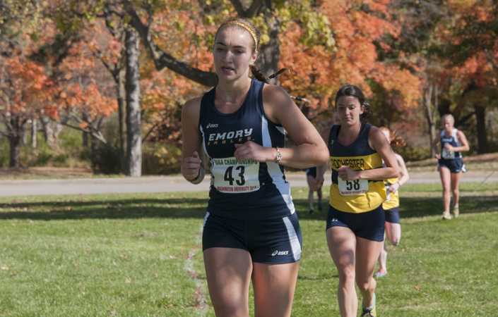 2017 Women's Cross Country Recap