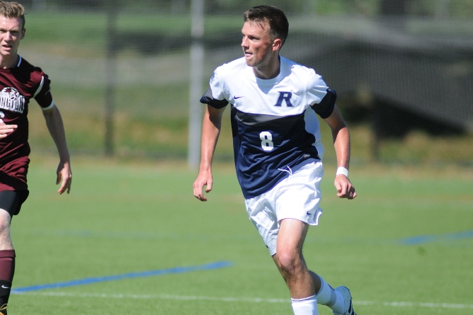 Men's Soccer: Eideh nets overtime winner to give Rivier a 3-2 win over Wheelock