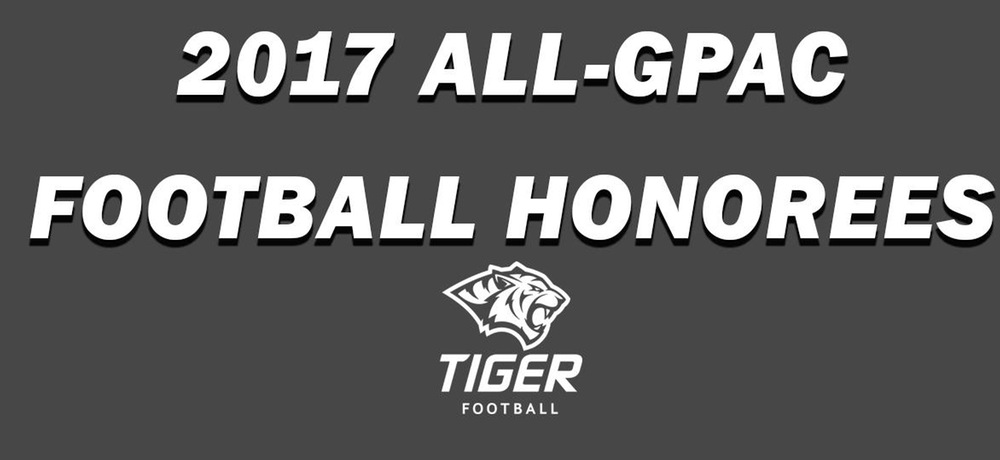 Turner named GPAC Offensive Player of the Year; Adams, Wietzema, Rozeboom and Rork garner All-GPAC First Team accolades