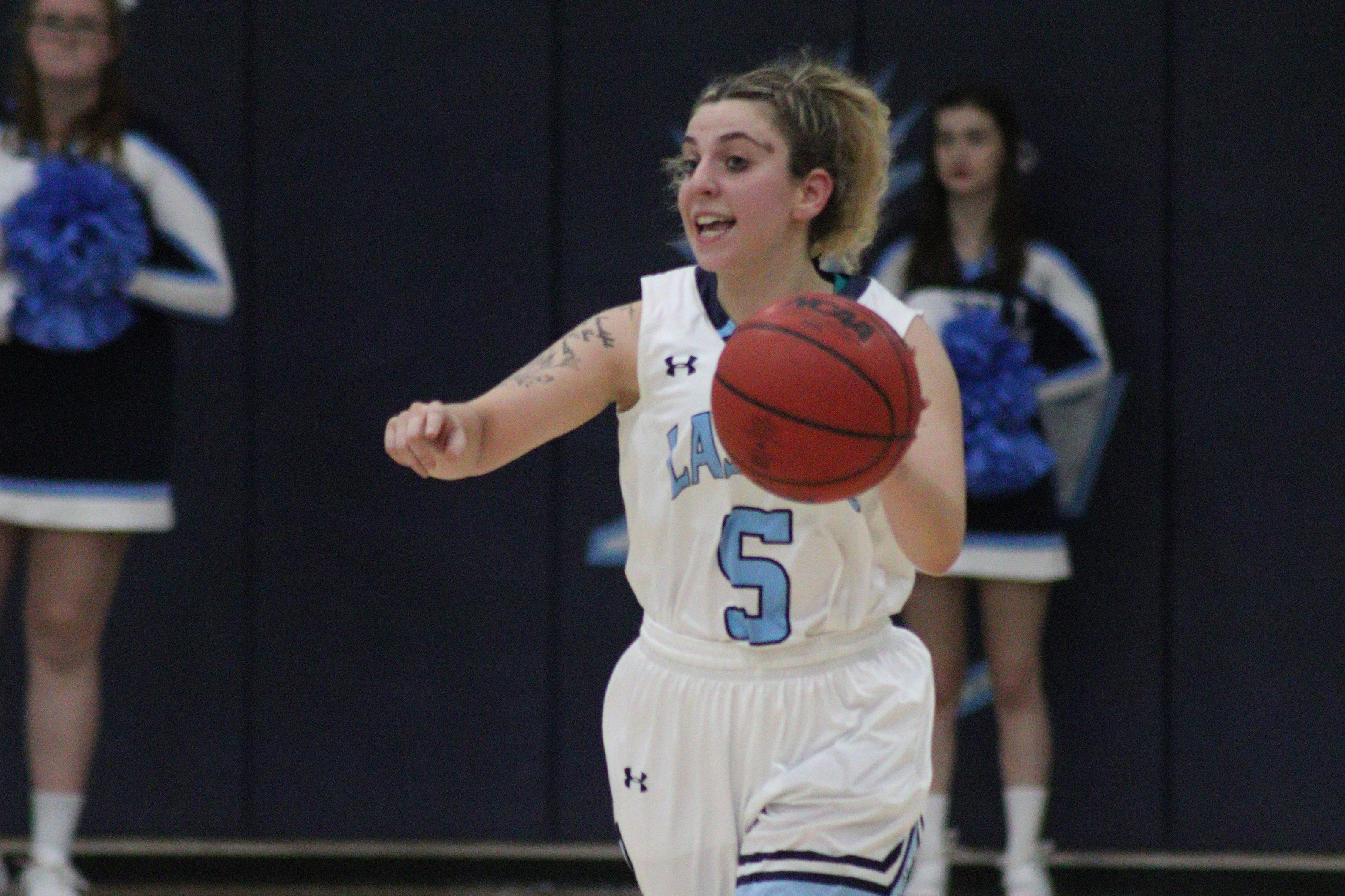 Lasell Women's Basketball falls to Regis