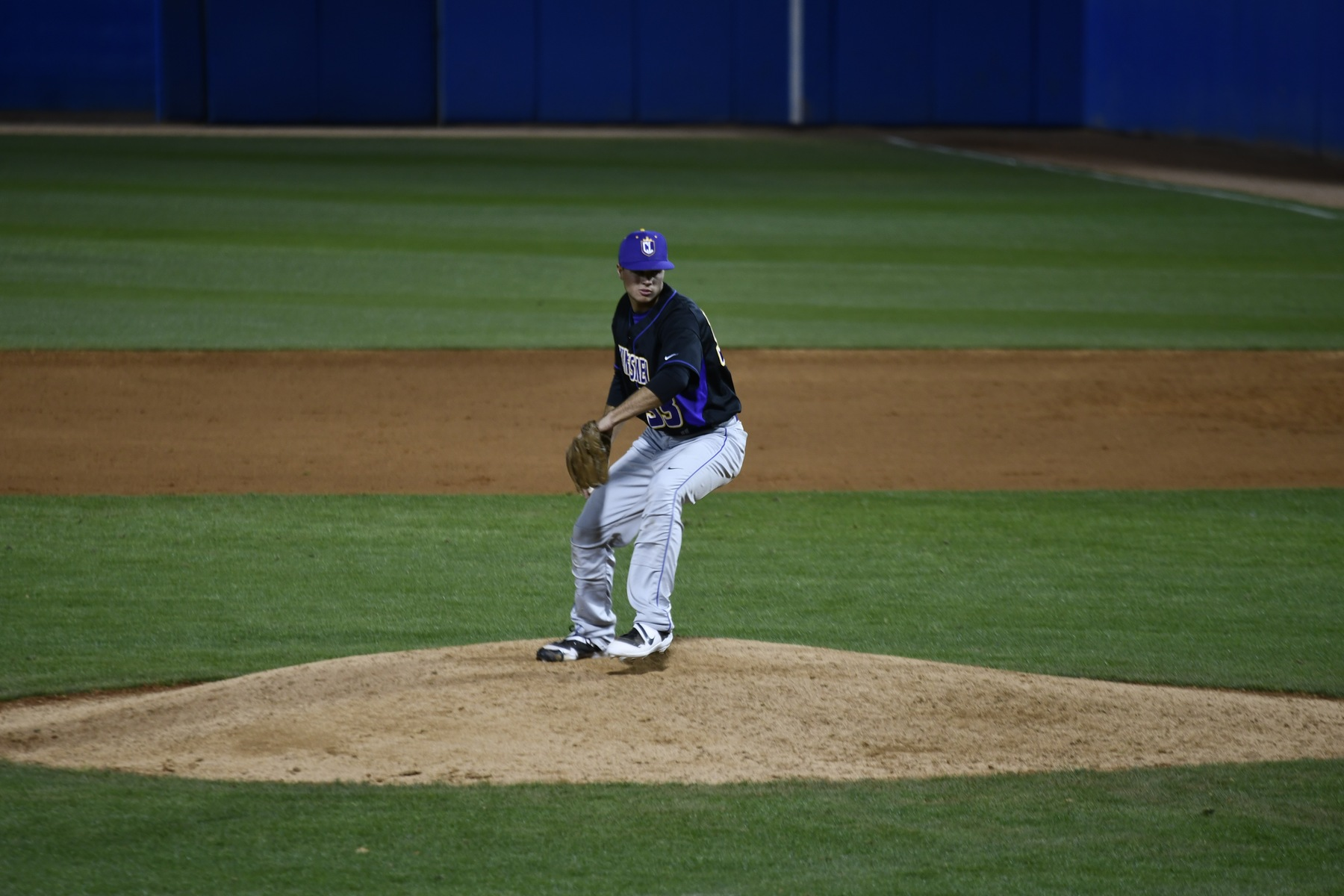 Troy Frazier threw six innings of shutout baseball while racking up 11 strikeouts.