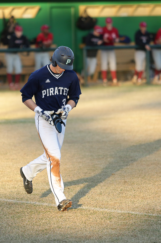 Pirates Sweep State Fair College Thanks To Dominant Pitching
