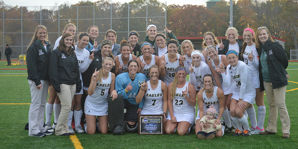 Field Hockey Earns Trip to NCAA Tournament with 8-2 Win Over Keuka