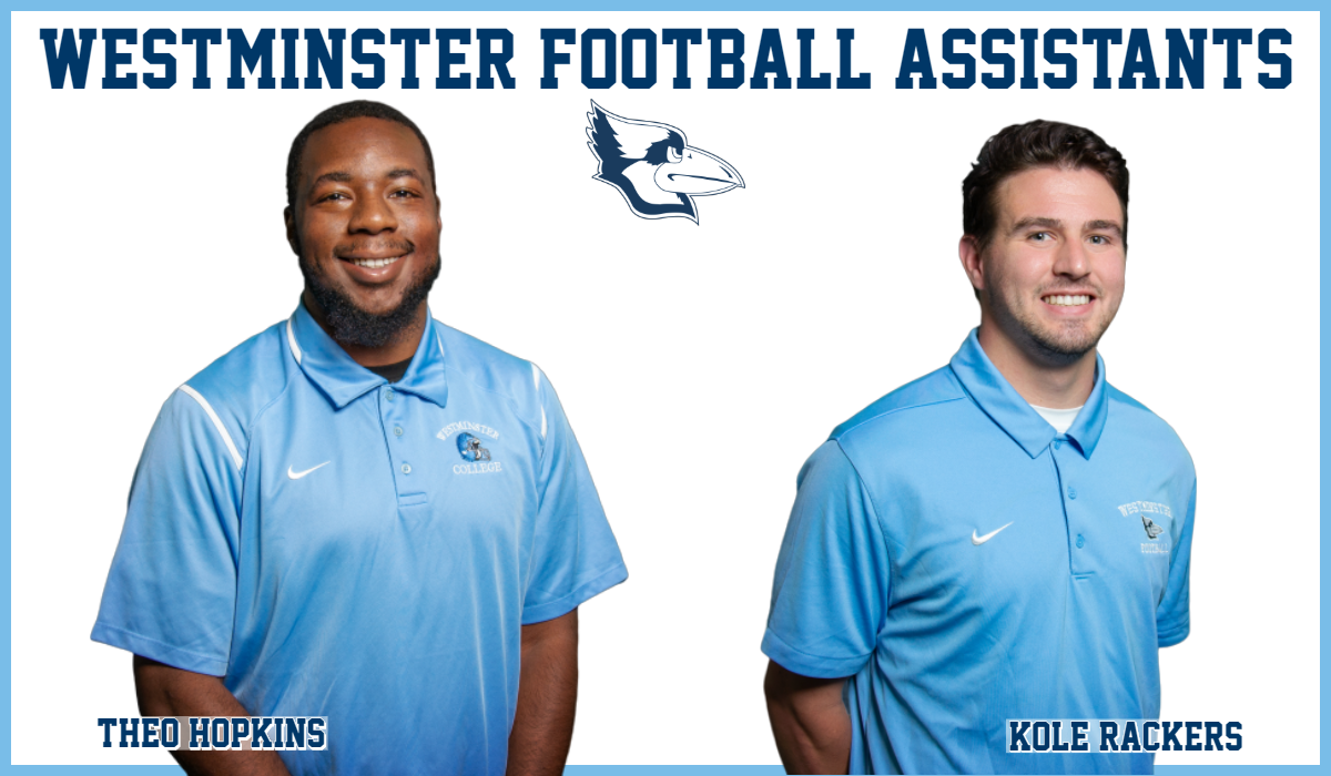 Westminster Football Announces New Coaching Staff Members