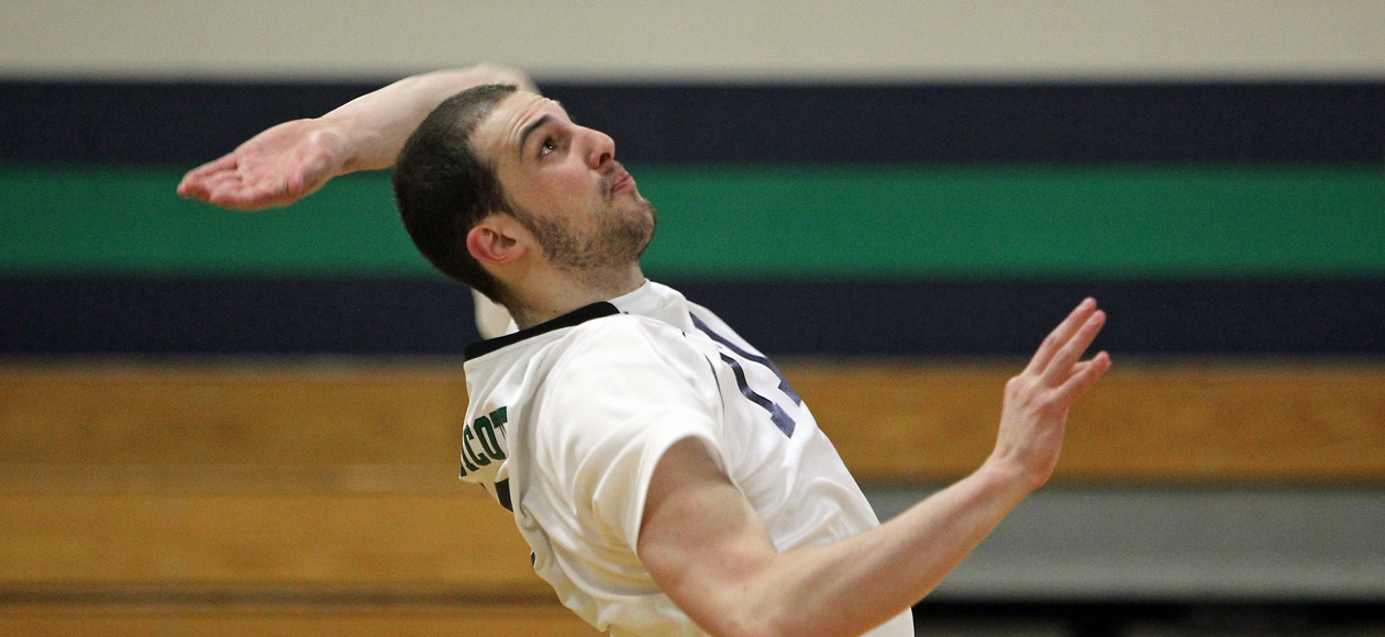 Chadwick's Career-high Seven Kills Leads Endicott to Win in Home Opener
