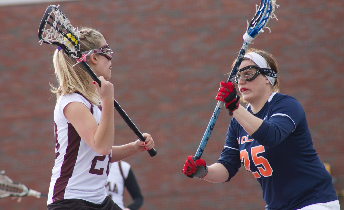 Alma Women's Lacrosse defeated Midland University (Neb.) 9-5 on Tuesday afternoon